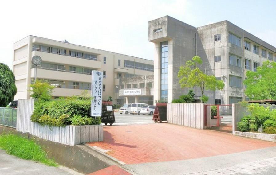 中学校 倉敷市立真備東中学校