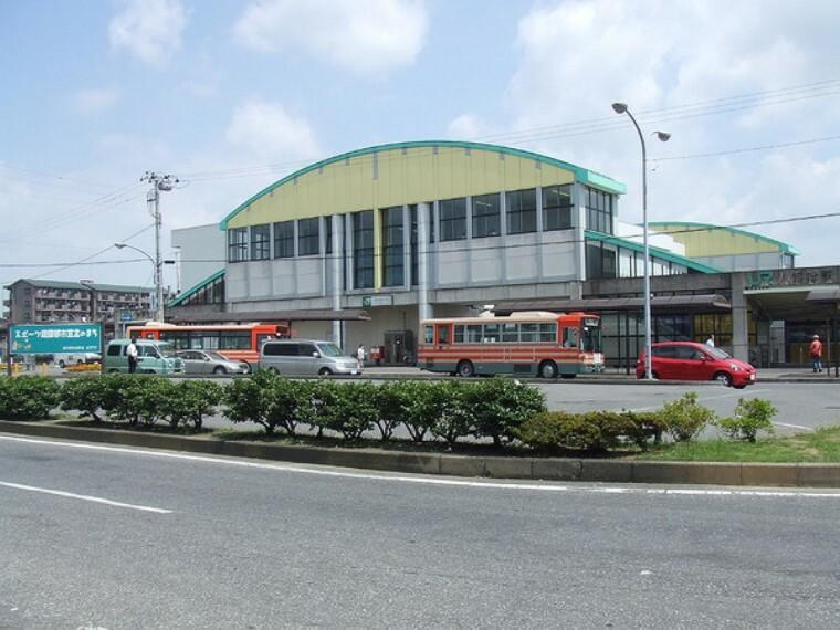八幡宿駅(JR 内房線)