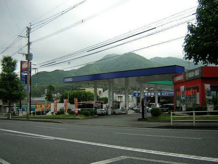 コスモ石油八幡