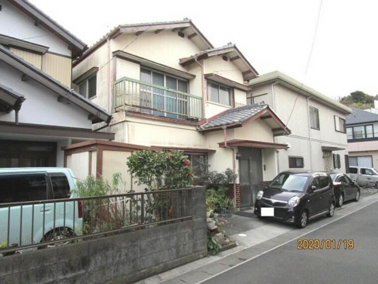 現況写真 静岡市清水区港南町の売地のご紹介です。