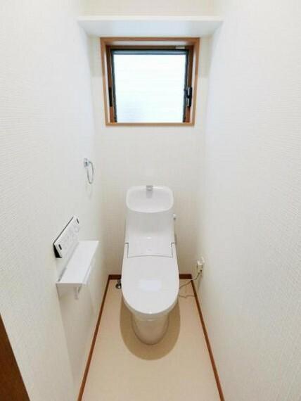 トイレ 温品中学校