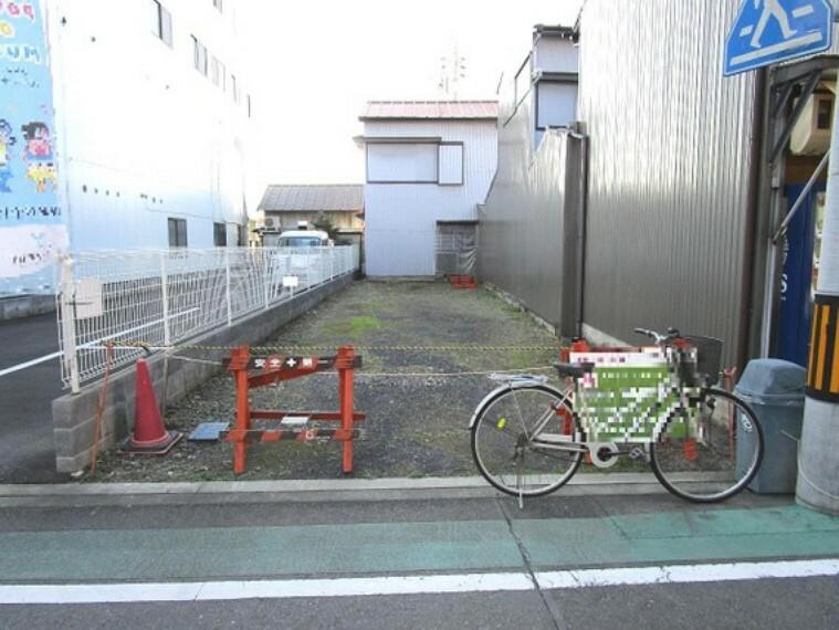 現況写真 静岡鉄道静岡清水線「新清水」駅より徒歩約4分の売地のご紹介です。