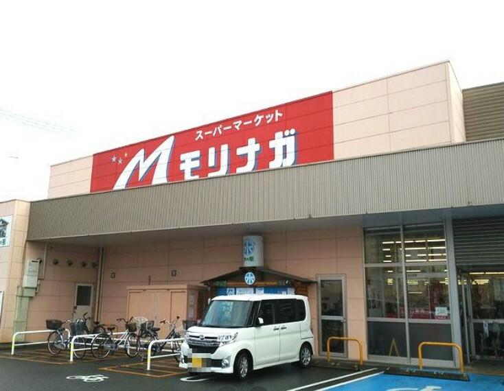 スーパー 【スーパー】スーパーモリナガ津福店まで504m