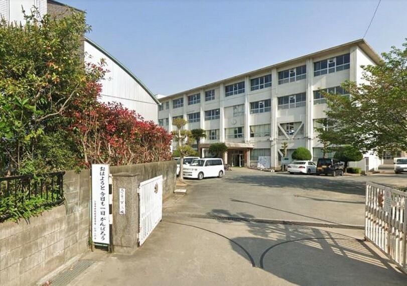 中学校 【中学校】久留米市立江南中学校まで2360m