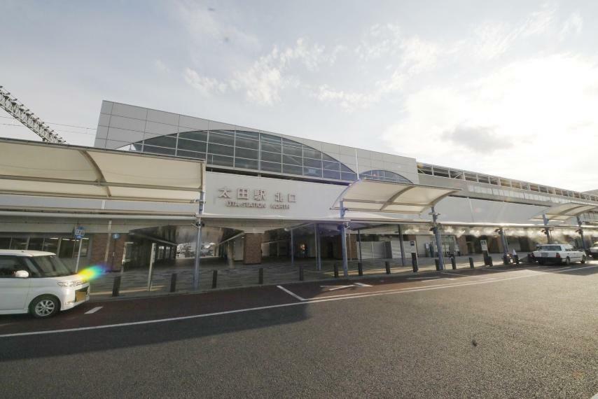 太田駅(東武 伊勢崎線) 太田駅です