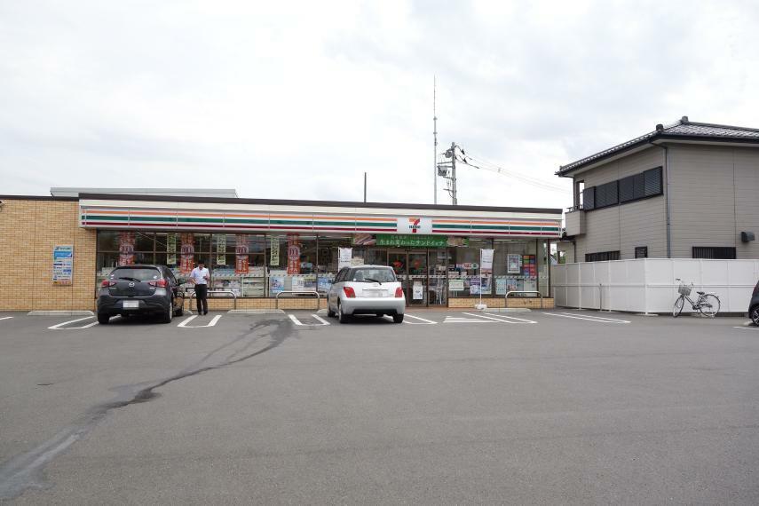 コンビニ セブンイレブン足利大町店