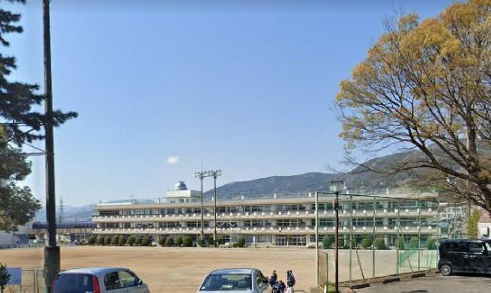 (松田中学校)松田中学校