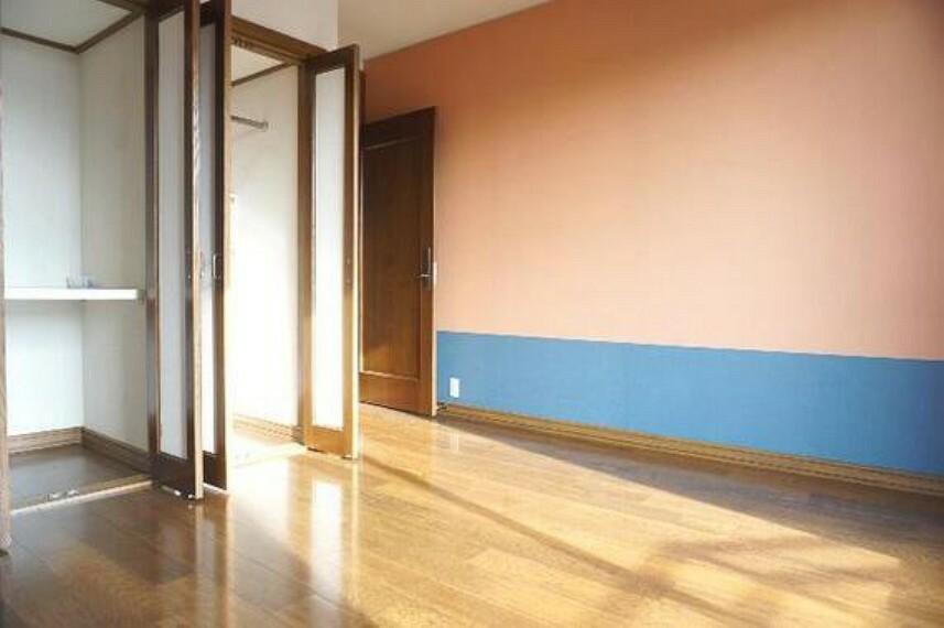 専用部・室内写真 全居室6帖以上あり、ゆとりある間取り設計です。