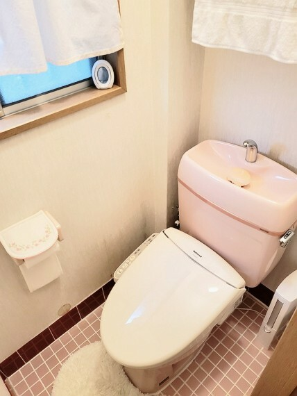 トイレ ウォシュレット付きトイレ