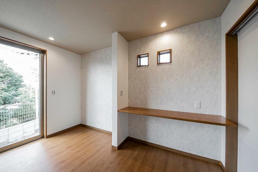 居間・リビング 実際の仕様や質感は、ぜひ現地をご確認ください!!