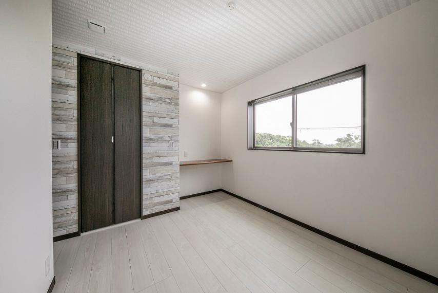 収納 全居室にクローゼットを備えました。収納豊富な設計につき、住空間をいつでも綺麗に保つことが可能です!