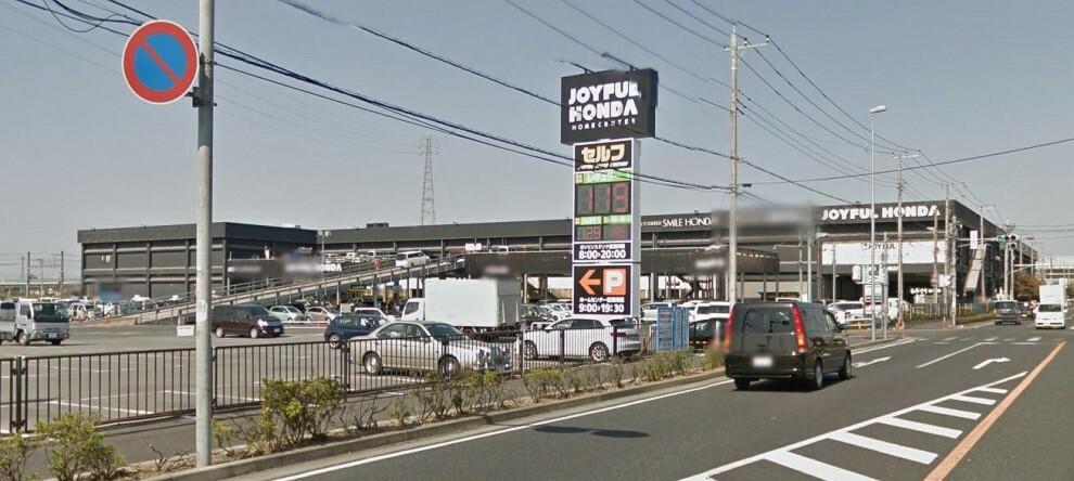 ショッピングセンター 【ショッピングセンター】ジョイフル本田 幸手店まで1375m