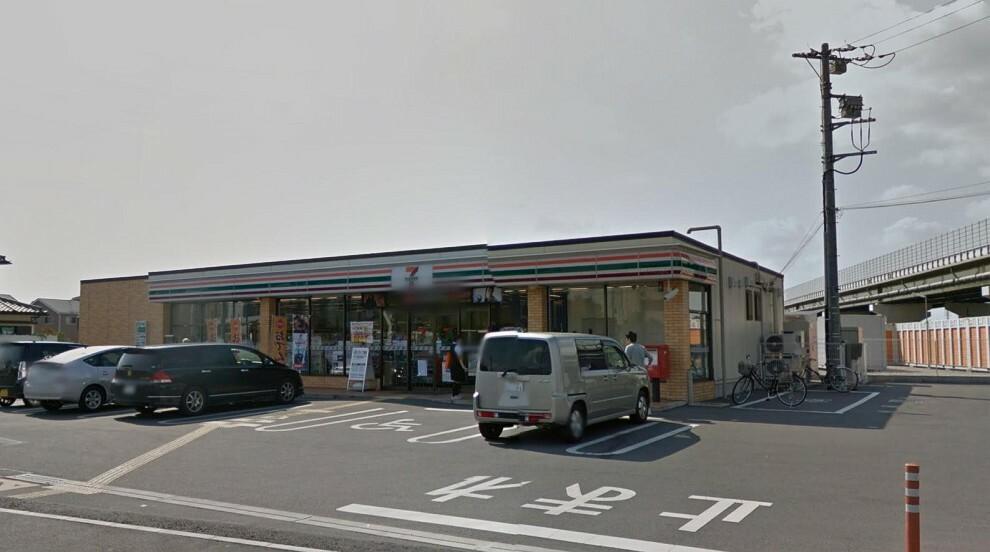 コンビニ 【コンビニエンスストア】セブンイレブン幸手緑台店まで733m