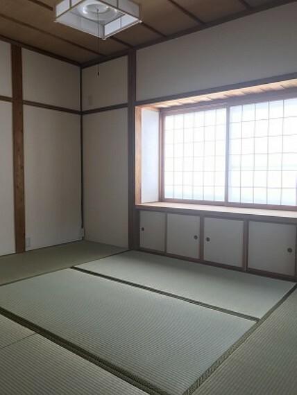 和室 和室も畳替えがしています!