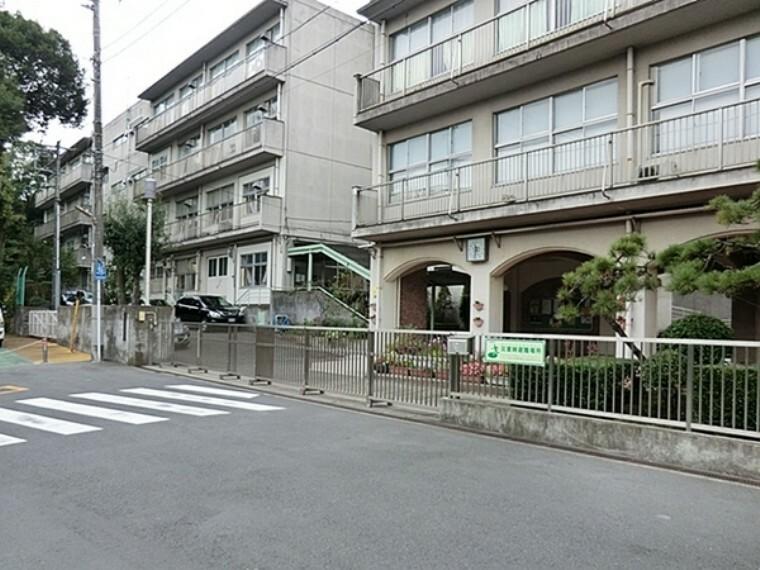 中学校 横浜市立老松中学校