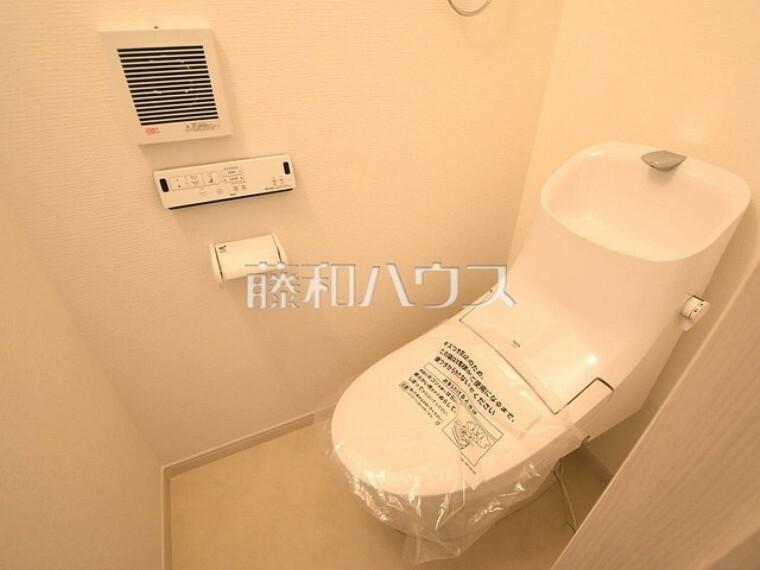 トイレ トイレ 【府中市小柳町6丁目】