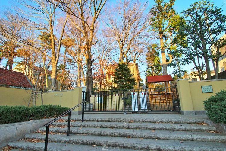 小学校 私立立教女学院小学校 徒歩6分。