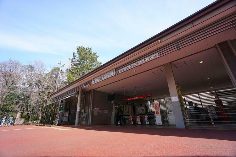 井の頭公園駅(京王 井の頭線) 徒歩7分。 その名の通り井の頭公園に隣接した立地の井の頭公園駅。駅前が賑わう吉祥寺駅とは違い公園の中に居るような気持ちになれる駅です。買い物施設などは少ないですが、吉