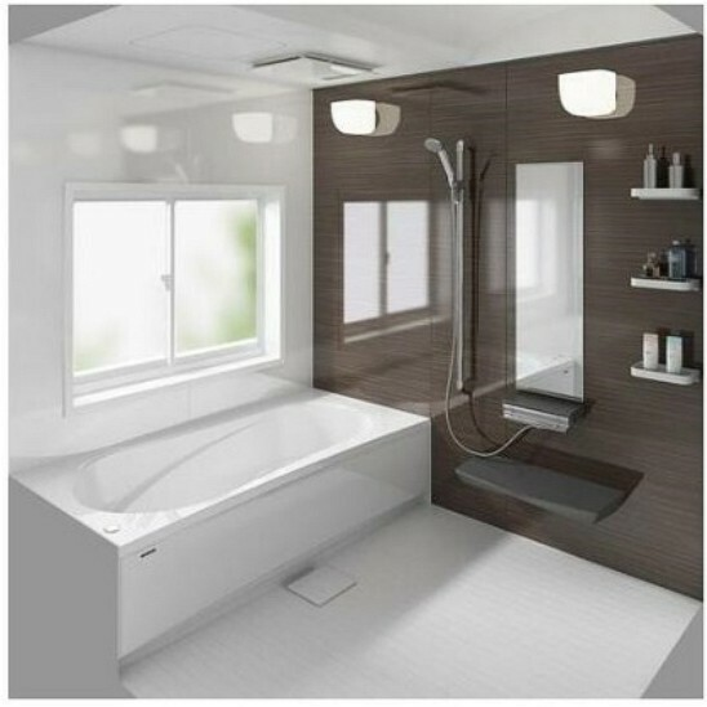 浴室 *同社施工の類似物件の写真です。