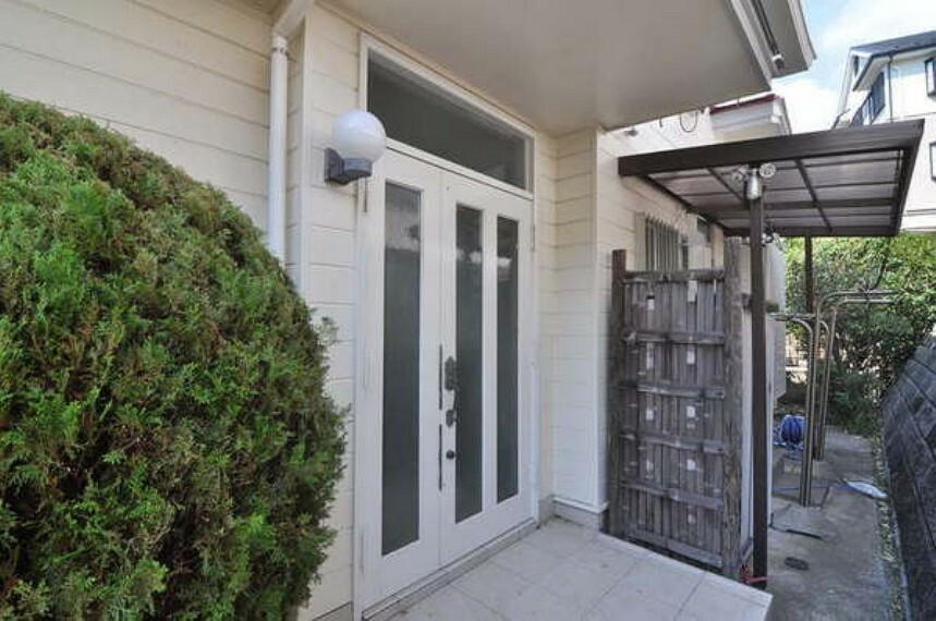玄関 キレイな玄関は来客者の第一印象を良くします。