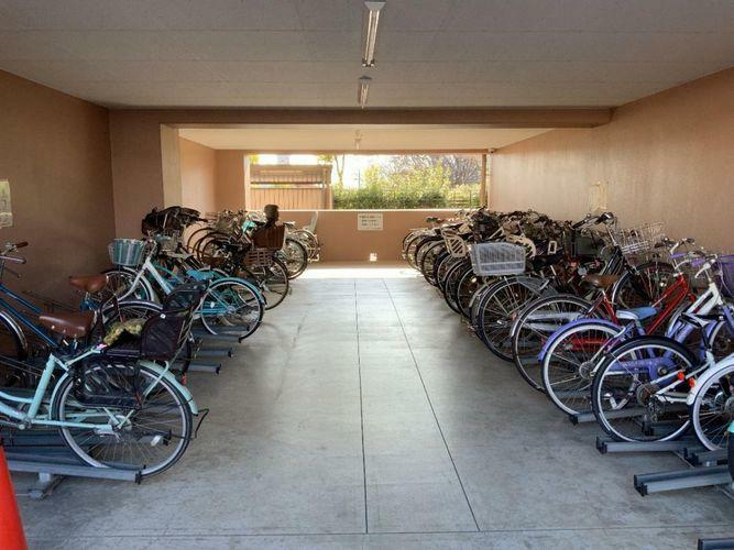 駐輪場完備!