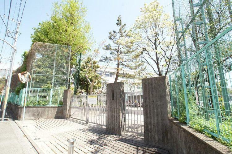 小学校 杉並区立富士見丘小学校 徒歩12分。