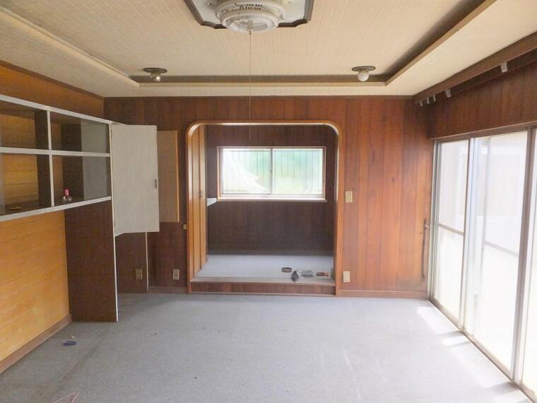 居間・リビング 洋室
