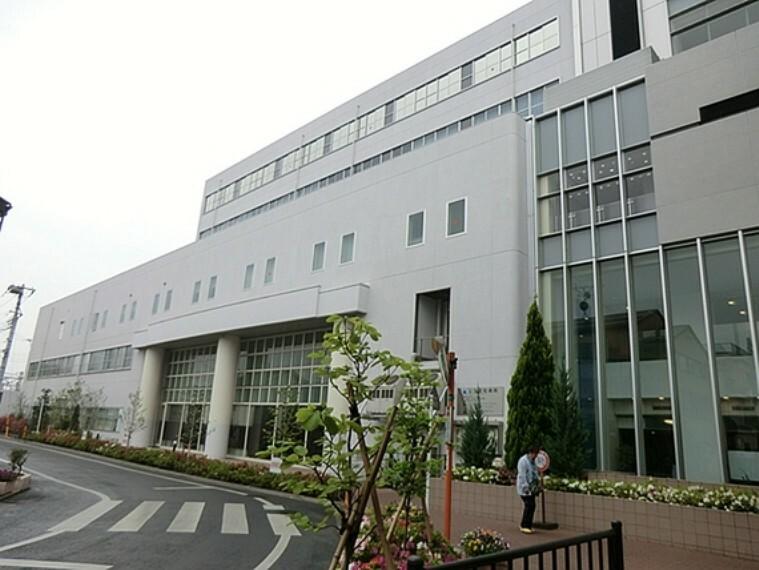 病院 公立昭和病院 徒歩18分(約1400m)