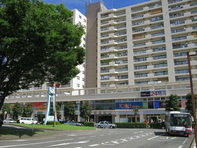 東武東上線「鶴瀬」駅(駅バス6分「ららぽーと富士見」停歩18分)