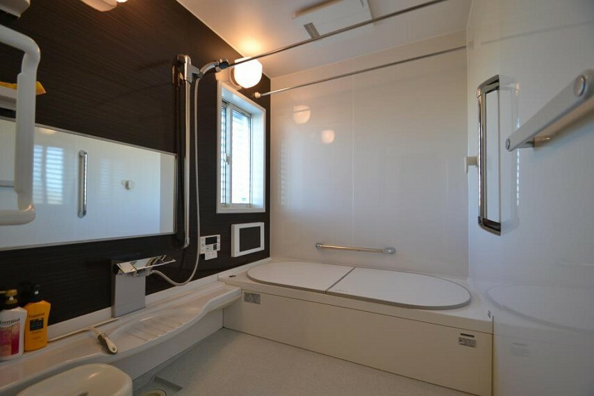 浴室 広々1.25坪(スライドドア)