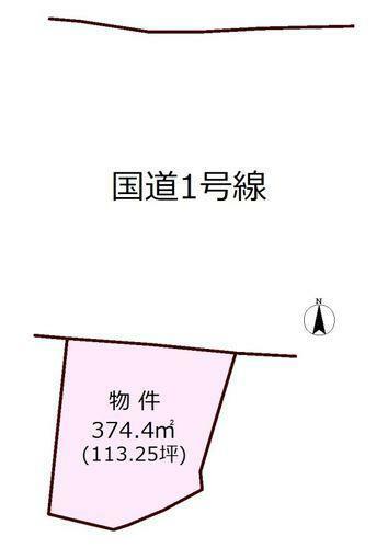 土地図面 区画図