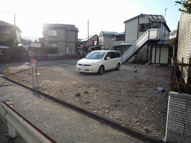 現況写真 足柄上郡開成町延沢エリアにある、建築条件なしの売地です。