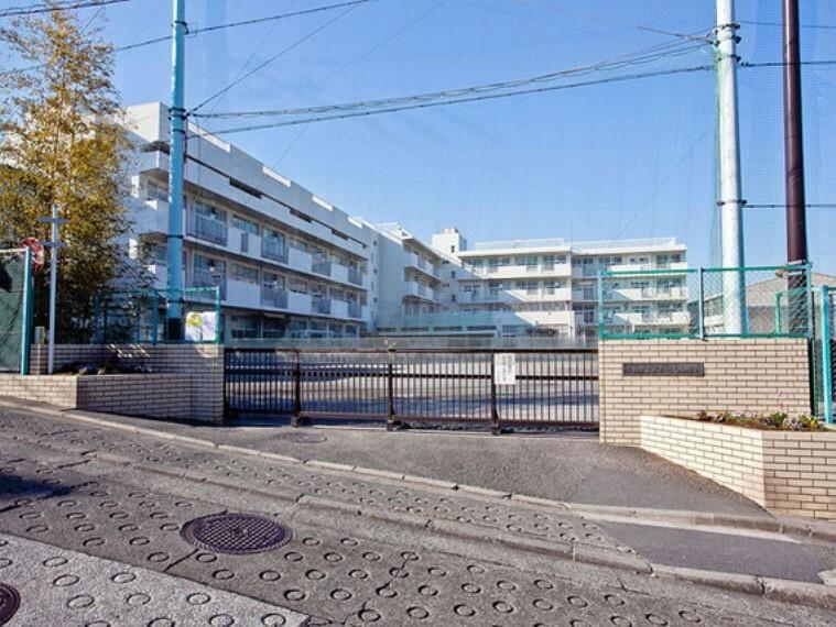 小学校 横浜市立みたけ台小学校 距離約240m