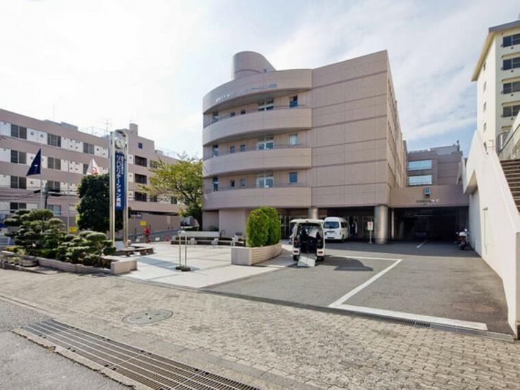 病院 昭和大学藤が丘リハビリテーション病院 距離約1800m