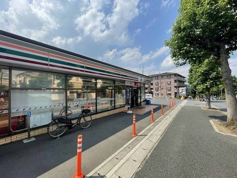 コンビニ セブンイレブン 横浜みたけ台店 距離約1300m