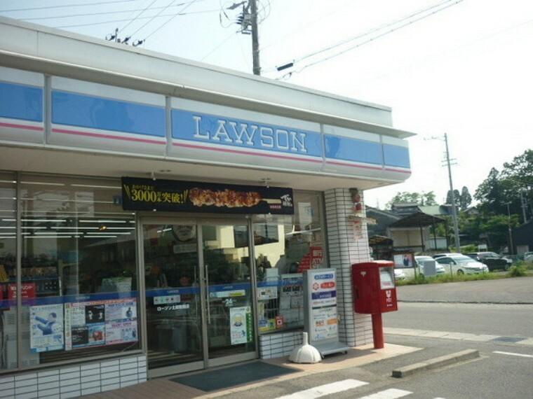 コンビニ ローソン土岐駄知店