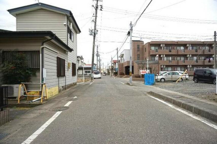 現況写真 JR「郡山」駅が最寄りとなります。