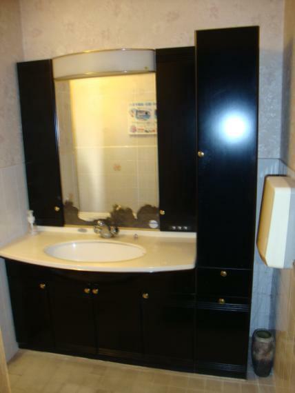 洗面化粧台 1階女子トイレ