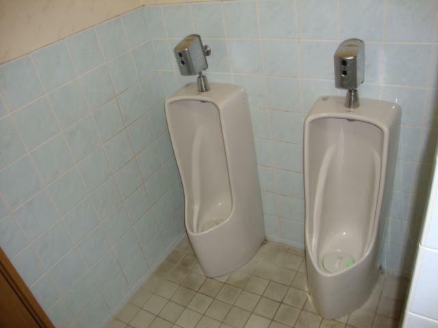 トイレ 1階男子トイレ