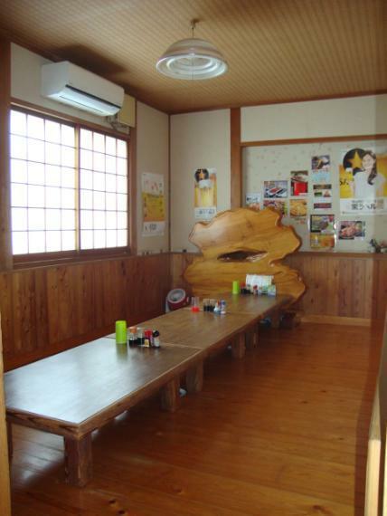 1階の個室