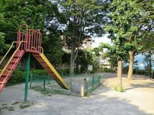 公園 【公園】西麻布二丁目児童遊園まで603m