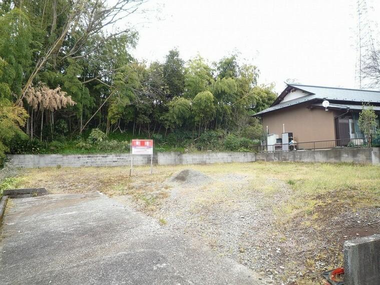 現況写真 大雄山線「相模沼田」駅より徒歩約9分にあります売地です。