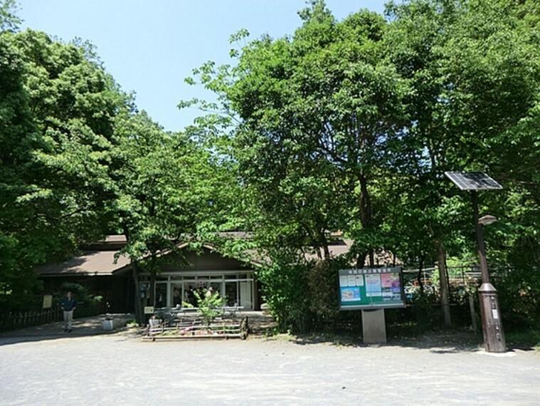 公園 東京都建設局林試の森公園サービスセンター