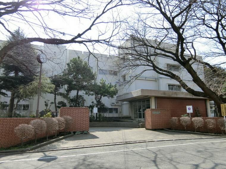 中学校 千葉市立緑町中学校 (徒歩7分)