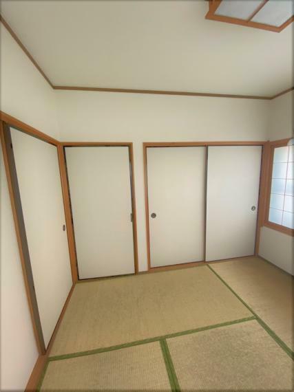 和室 4畳半和室