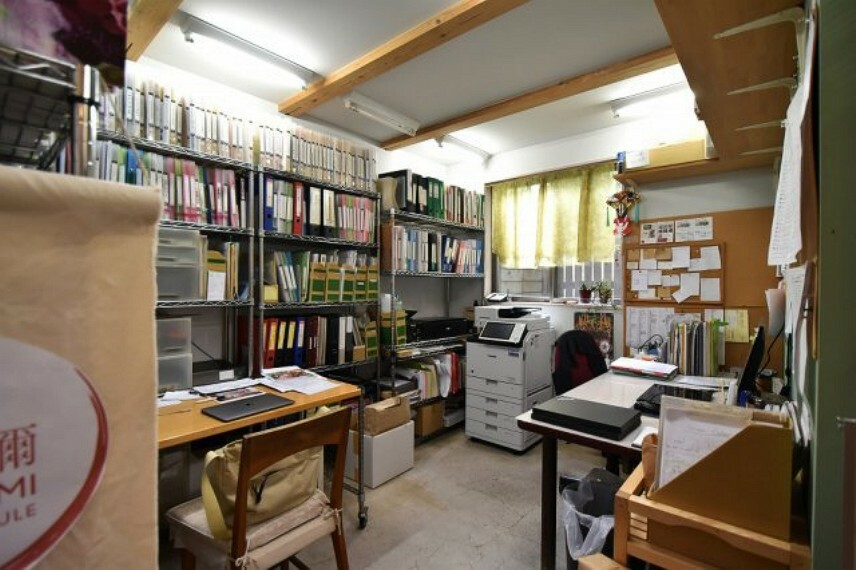 洋室 オフィス