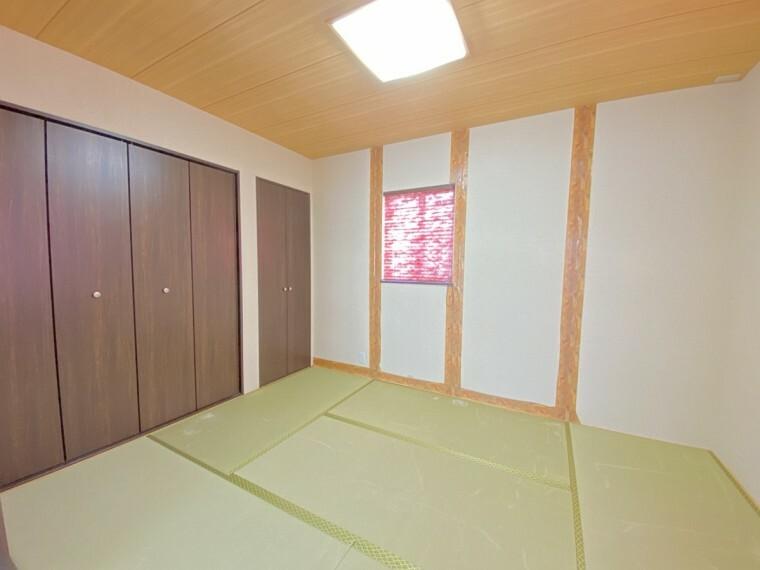 和室 落ち着いた雰囲気の和室
