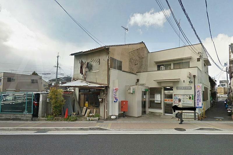 郵便局 向日町駅前郵便局