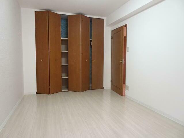 収納 各部屋広々とした間取り。
