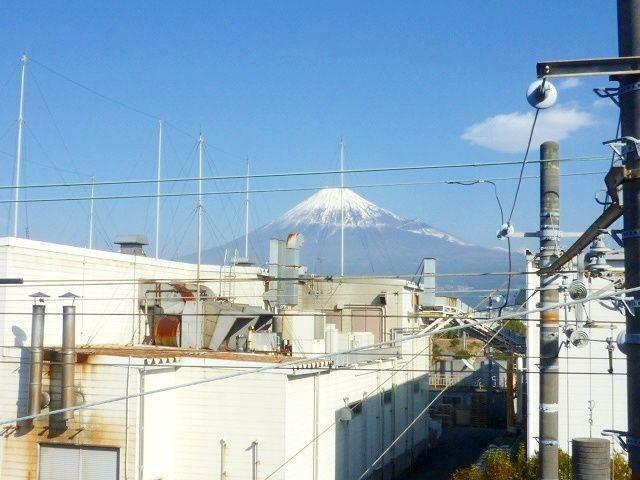 現況写真 眺望・富士山